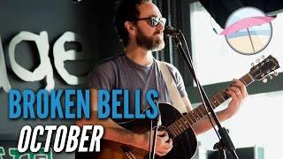 Broken Bells - October (Live at the Edge)