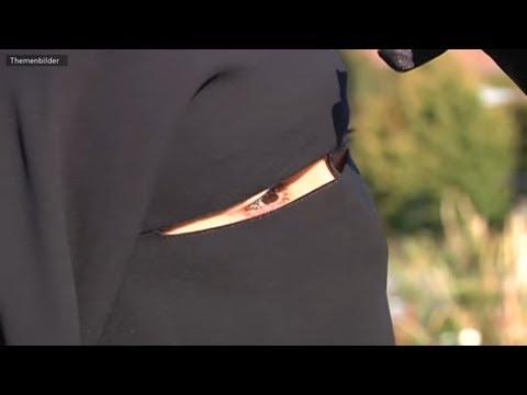 Kiel: Burka oder Nikab - Uni Kiel verbietet Gesichtsschleier in Vorlesungen