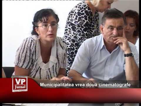 Municipalitatea vrea două cinematografe