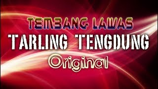 Video TEMBANG LAWAS TARLING TENGDUNG KLASIK ORIGINAL MP3, 3GP, MP4, WEBM, AVI, FLV November 2018