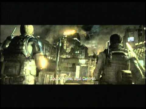 Video 1 de Resident Evil 6: Campaña de Chris demo 1