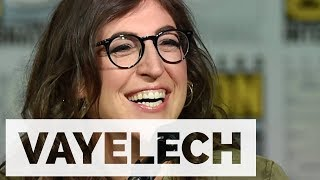 Parshat Vayelech with Mayim Bialik