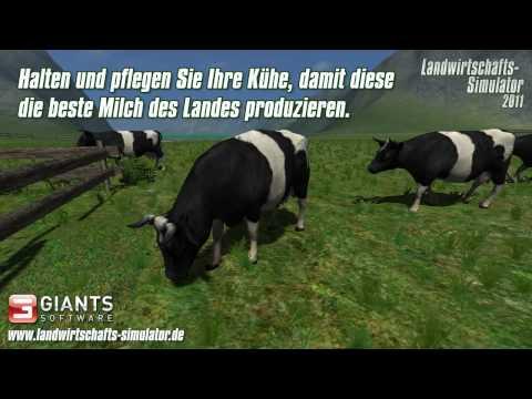 Landwirtschafts-Simulator 2011 GamesCom Trailer