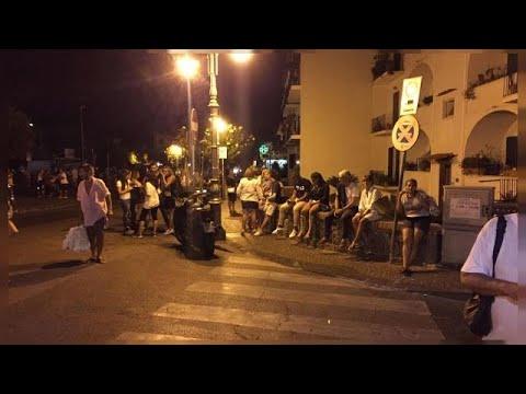 Ιταλία: Φονικός σεισμός στο νησί Ίσκια