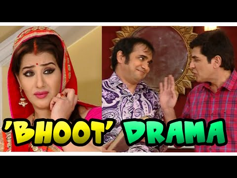 'Bhoot' makes an entry on Bhabhiji Ghar Par Hain?