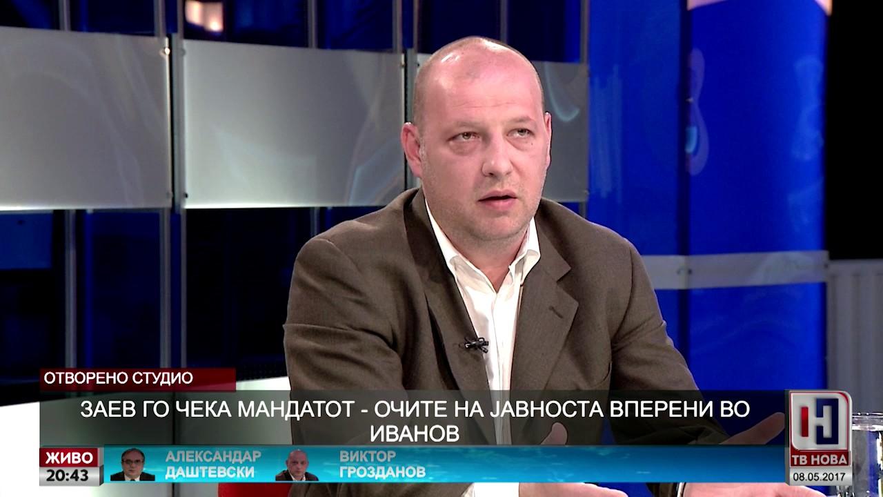 Заев го чека мандатот – очите на јавноста вперени во Иванов