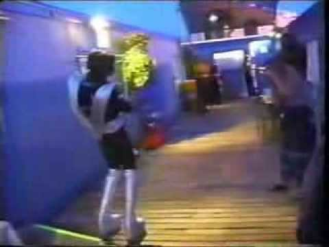 Backstage Footage - New Jersey 2000 - The Last KISS.