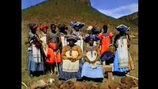 All these video recordings were made by Prof.Dr. Dave Dargie in South Africa from 1985 and 1998 among the Xhosa tribe . Mrs. Nowxayilethi Mbizweni sings ...