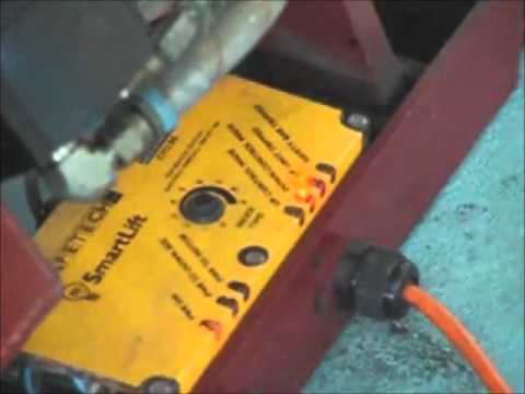 Safetech Powered Scissor Lift Tables