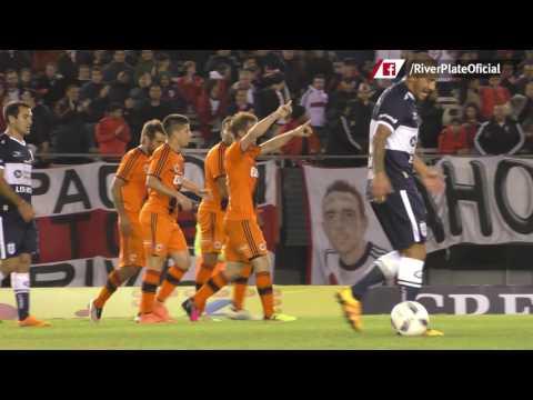 El gol de Alonso a Gimnasia