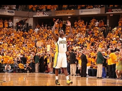 Lance - Lance Stephenson scored 25 points and pulled down 10 rebounds to send the Pacers to the Eastern Conference Finals. Visit nba.com/video for more highlights. A...