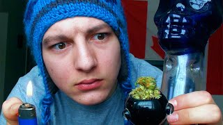 SMOKING A GRAM OF WEED IN ONE BREATH by Nate420