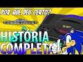 Por Que Deu Certo Sega Mega Drive genesis hist ria Comp