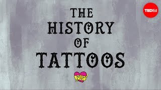 The history of tattoos – Addison Anderson