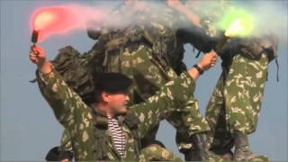 Крымские делороссы - в акции Первого канала title=