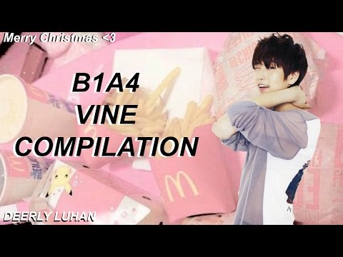 B1A4 Vine Compilation (Funny Moments)