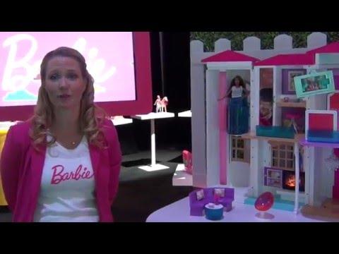 Mattel's Hello Barbie Dream House