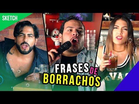 FRASES DE BORRACHOS - Take Uno Tv
