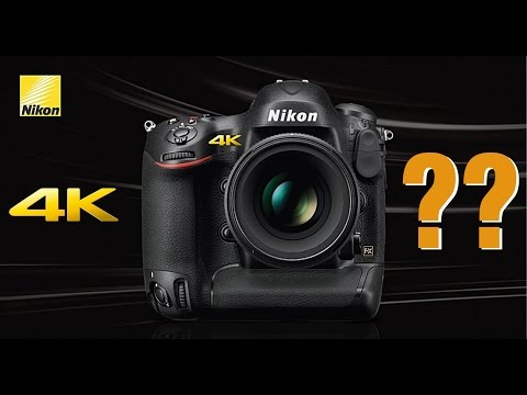 Nikon D5 Announcement