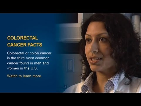Colo Rectal - Understanding what is colon/colorectal cancer, how it is detected, and who is at risk.