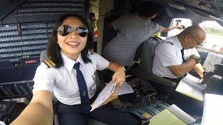 Video Ambisi seorang pilot perempuan MP3, 3GP, MP4, WEBM, AVI, FLV Desember 2017