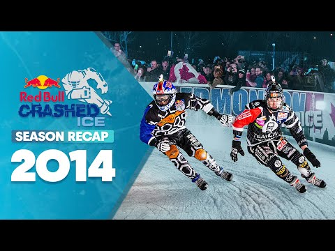 Red Bull Crashed Ice 2014 Season Recap