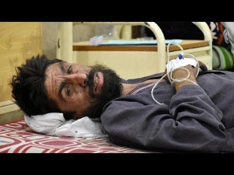 Grubenunglück in Pakistan: Mindestens 20 Bergarbeiter ...