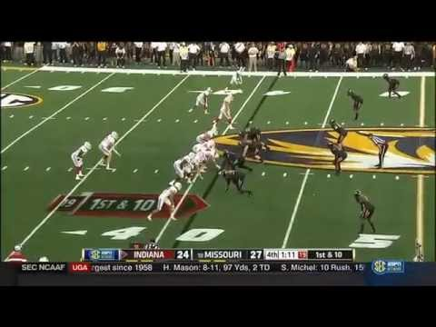 Tevin Coleman Game Highlights vs Missouri 2014 video.