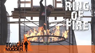 Tough Mudder | Ring Of Fire | 2015 Obstacles - YouTube
