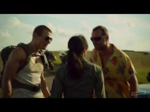 Strike Back Season 3: Episode 1 Clip - Scott & Stonebridge Vacation Interrupted
