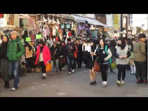Time Lapse Hongdae