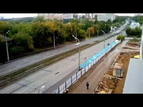 Гони гони гони скорей, Путин едет! Ижевск