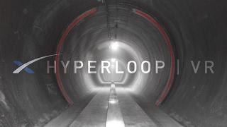 Hyperloop Pod Competition | 360 VR