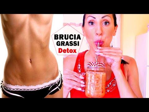 bevanda di frutta detox