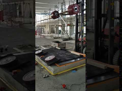 Vibration Solutions: 270kg Drop
