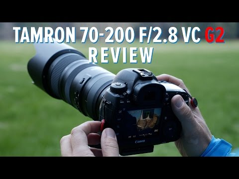 NEW Tamron 70-200 F/2.8 G2 REVIEW Vs Canon EF 70-200mm F/2.8L IS II