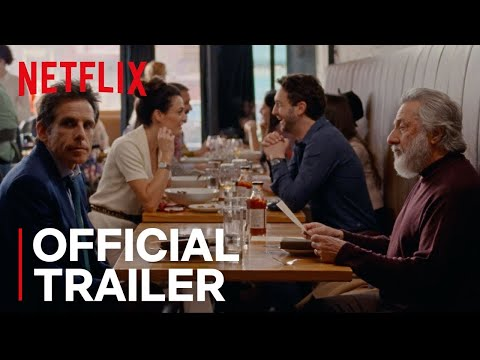 The Meyerowitz Stories (New and Selected) (Trailer)