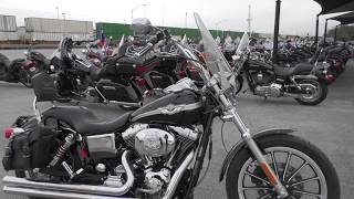6. 300375   2003 Harley Davidson Dyna Low Rider   FXDL - Used motorcycles for sale