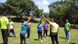 Actividades lúdicas recreativas al aire libre Parque LA LLOVIZNA