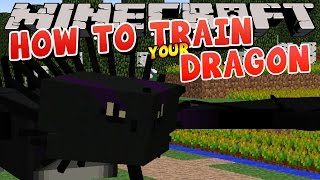 Video Minecraft - HOW TO TRAIN YOUR DRAGON - Dragon Trainers (1) MP3, 3GP, MP4, WEBM, AVI, FLV Agustus 2018