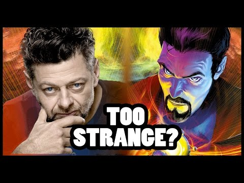 be - Or is that TOO STRANGE?? (See what we did there?) Okay, so Clint has this theory that Andy Serkis should play the Sorcerer Supreme in the Marvel Cinematic Universe. What do you think? Subscribe:...