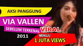 Video VIA VALENT  Sebelum Terkenal Masuk TV MP3, 3GP, MP4, WEBM, AVI, FLV Januari 2018