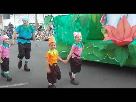 Desfile 2017 - Alvens, os Guardiões das Tulipas
