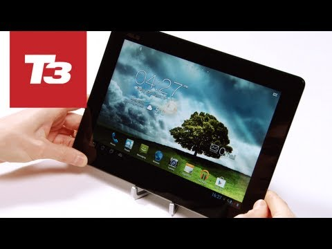 Asus Padfone 2 preview video