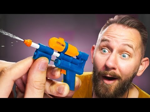 10 of the World's Smallest Products that Actually Work!