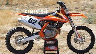 5. First Ride 2018 KTM 450SXF - Motocross Action Magazine