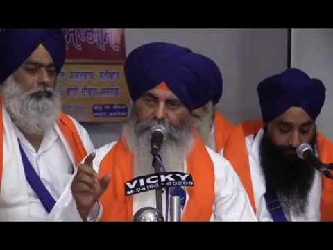 Bhai Davinder Singh Ji Khalsa Khanne Wale jammu 25 09 2015Keertan Evening