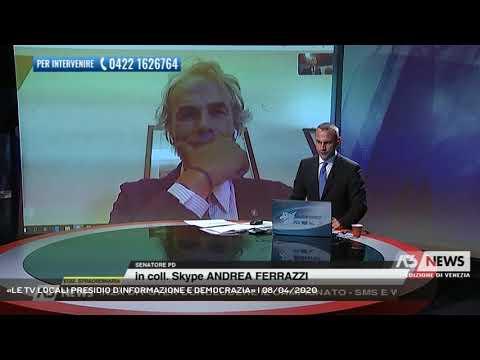 «LE TV LOCALI PRESIDIO D'INFORMAZIONE E DEMOCRAZIA» | 08/04/2020