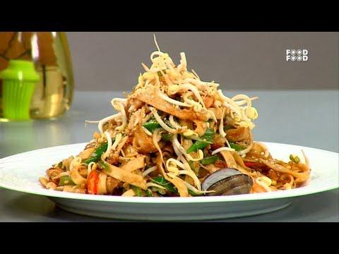 Seafood Pad Thai Noodles – Sanjeev Kapoor's Kitchen
