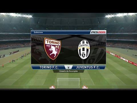 Pes 2015-Derby Torino Vs Juventus  Pronostico Del 25/04/2015  Serie A Tim ITA HD